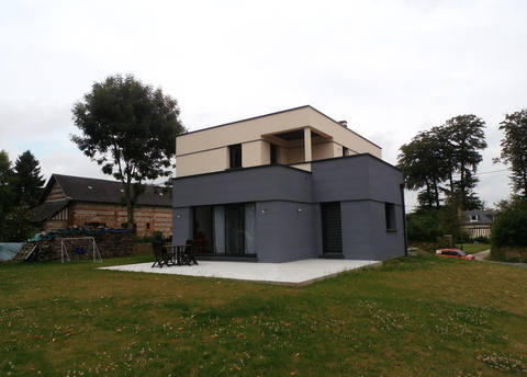 constructions neuves laure gu roult architecte rouen seine maritime 76 normandie. Black Bedroom Furniture Sets. Home Design Ideas