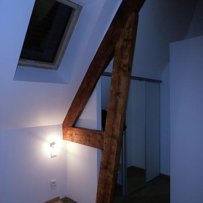 Création d'un appartement au 5ème étage 2
