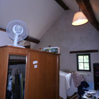 Chambre 1 avant rénovation