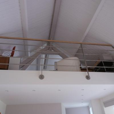 HC : Extension travaux achevés - Mezzanine