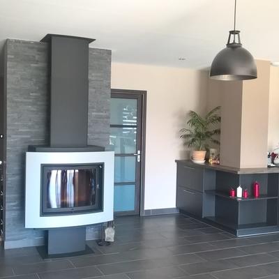 SV : Maison neuve - Séjour