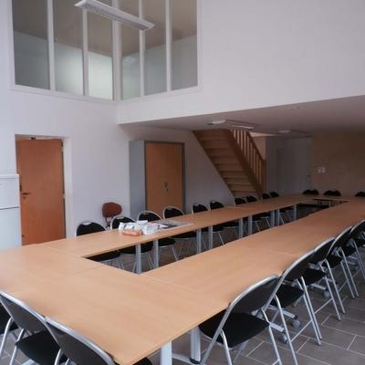 UDSP 76 : Rénovation travaux achevés - Salle de réunion