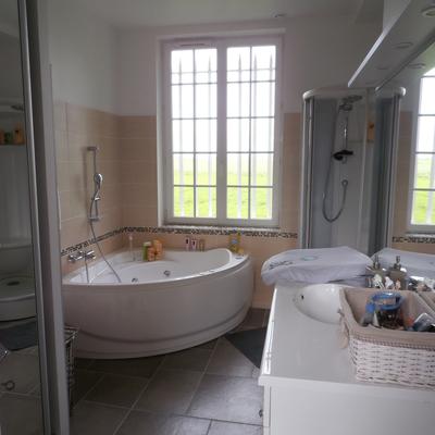 VV : Rénovation travaux achevés - Salle de bain