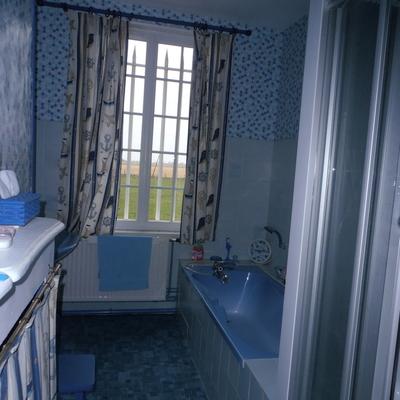 VV : Salle de bain avant travaux